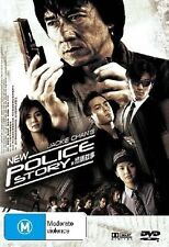 Jackie Chan's New Police Story (DVD, 2006)