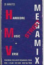 Various HMV Street Megamix CASSETTE PROMO NWA, X-CLAN, ICE -CUBE, BOO YAA TRIBE