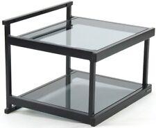 Apollo WT2 SE 2 Plattenspieler Regal Hifi Wand Support schwarz Glas Platte Regal
