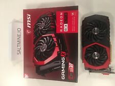 MSI Radeon RX 570 4GB 256-Bit GDDR5 GAMING X