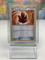 SHIPS SAME DAY Pokemon Card NM Fire Crystal 173/214 Trainer Item 2019 Uncommon