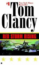 Red Storm Rising by Tom Clancy (1987, Paperback)