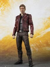 SHF S.H.Figuarts Avengers Infinity War Star Lord PVC Action Figure In Box Hot