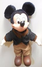 PUPAZZO PELUCHE TOY DOLL TOPOLINO MICKEY MOUSE APPLAUSE 29 CM DISNEY FIGURE