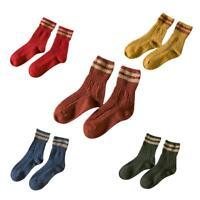 Cute Women Girls 1 pair Knit Rabbit Wool Socks Warm Winter Christmas Gift kapa
