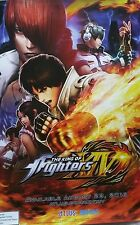 "RARE THE KING OF FIGHTERS XIV NEW POSTER 22"" X 28"" PROMO"
