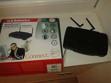 ADSL MODEM ROUTER U.S.ROBOTICS 802.11g SureConnect 9106 USR139106 - 4 porte LAN