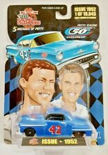 RACING CHAMPIONS  5 DECADES OF PETTY 1/64  1952 PLYMOUTH