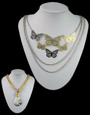 Shell Chain Costume Necklaces & Pendants