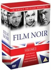 Great British Movies Film Noir Volume 2 Digital Versatile Disc DVD Region