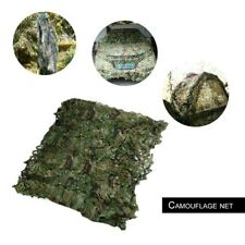Mesh Camouflage Net Military Army Car Camo Hide Netting Cover Camping EW