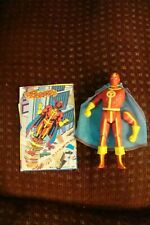 SUPER POWERS KENNER RED TORNADO ACTION FIGURE MISSING ARM