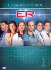 DVD + ER + Emergency Room + Ärzte + Notaufnahme + TV-Serie + Komplette 1.Staffel