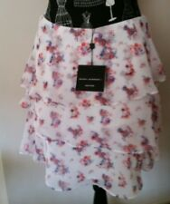 NEW Dannii Minogue Floral Tier skirt, size 10P