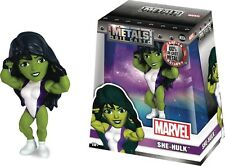 JADE METALS MARVEL SHE HULK METALS DIE CAST 4 INCH ACTION FIGURE #smay17-012