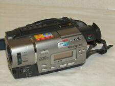 Sony HandyCams Camcorder CCD-TR517 PARTS REPAIR