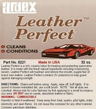 Leather Cleaner Conditioner - Ardex Leather Perfect 32 oz. DIY Like A Pro!!