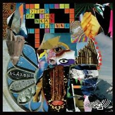 """Klaxons """"Myths of the near future"""" CD NUOVO"""