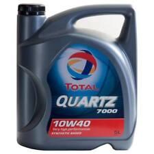 OLIO MOTORE TOTAL QUARTZ 7000 10W- 40 5 LITRI ACEA A3/B4, API, VW, MB, PSA