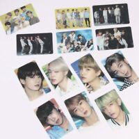 13X Kpop BTS Group PVC Photocards JUNGKOOK V JIMIN Lomo Cards HD Mini Top
