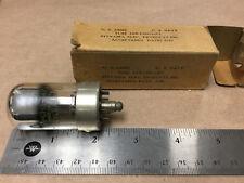 1 PC   SYLVANIA   14F7   ELECTRON TUBE  (JAN-CHS-14F7-NAVY)