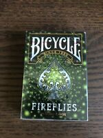 BICYCLE FIREFLIES PLAYING CARDS DECK