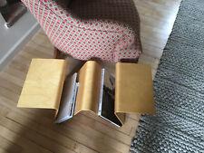 Scandinavian Designed Magazine Rack Made From Single Piece Of Birch Laminate