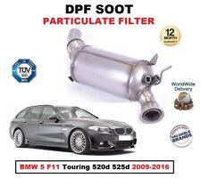 DPF FILTRO DE partículas diesel para BMW 5 F11 Touring 520d 525d 2009-2016