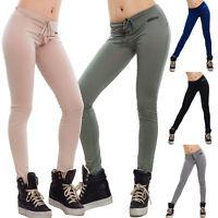 Pantaloni donna aderenti tuta leggings danza sport fitness yoga palestra CY-5