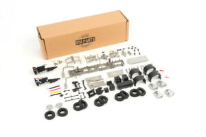 WSI Models | 10-1051 Chassis Scania R6 6x4 Chassis Kit 1:50 Scale