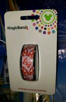 Disney MILLENNIAL PINK MINNIE MOUSE BOWS Magic Band 2.0 Magicband Parks