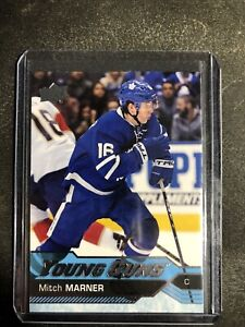 Mitch Marner 2016-17 Upper Deck Young Guns Rookie Maple Leafs RC