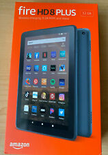 "BRAND NEW Amazon Fire HD 8 Plus Tablet 8"" Display, 32GB, Wi-Fi, Slate (10th Gen)"