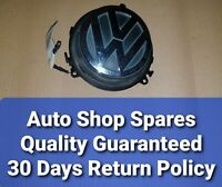 Vw Golf TDI 2006 Rear Boot Badge Tail Gate Release