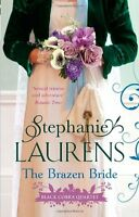 The Brazen Bride: Number 3 in series (Black Cobra Quartet),Stephanie Laurens