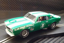 PIONEER SLOT CAR NEW UNBOXED '67 CHEVY CAMARO Z-28 'ALAN GREEN' - SCALEXTRIC DPR