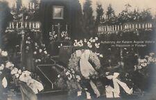 AK Beisetzung der Deutschen Kaiserin Aufbewahrung im Mousoleum Potsdam 1921