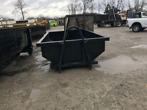 dumpster 12 yard 54 inch Hook lift