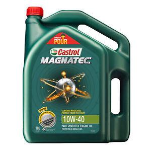 Castrol MAGNATEC 10W-40 Engine Oil 10L 3423244