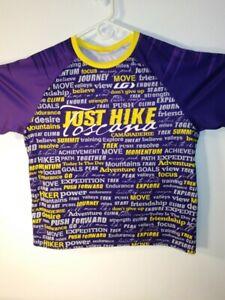 Louis Garneau Cycling, Hiking, Athletic Motivational, Men's 3XL Jersey Shirt New