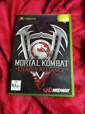 Mortal Kombat Deadly Alliance-Jeu Xbox 360