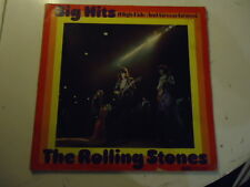 The Rolling Stones ‎– Big Hits (High Tide And Green Grass) - LP