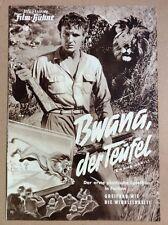Bwana, der Teufel (IFB 1931) - Robert Stack / Barbara Britton