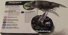 PROTOTYPE 01 #020 Star Trek Tactics 4 IV Wizkids HeroClix Romulan