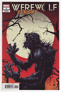 WEREWOLF BY NIGHT #1 Takashi Okazaki 1:50 Variant NM