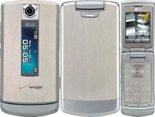 LG VX 8700 - Silver (Verizon) Cellular Phone