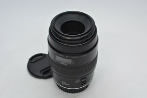 [MINT] Canon Macro EF 100mm F/2.8 ef Mount Lens From JAPAN #2677