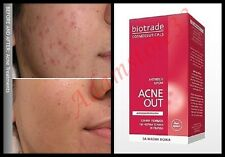 ACNE OUT ACTIVE BIOTRADE Cream 30 ml Blemishes Pimples Face Body Blackheads,