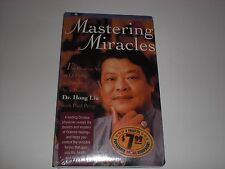 Mastering Miracles by Hong Liu and Paul Perry (1997, Cassette, Abridged)