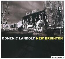 New Brighton [Digipak] * by Domenic Landolf cd NEAR MINT